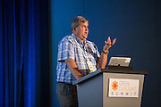 The Linux Foundation hosts its Open Daylight Summit 2015 at the Santa Clara Convention Center in Santa Clara, California, on July 29, 2015. (Stan Olszewski/SOSKIphoto)