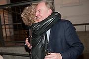 PRISCILLA JOHN; TIM PIGOTT-SMITH, Press night for Edwards Albee's A Delicate Balance at the Almeida Theatre. London. 12 May 2011. <br /> <br />  , -DO NOT ARCHIVE-© Copyright Photograph by Dafydd Jones. 248 Clapham Rd. London SW9 0PZ. Tel 0207 820 0771. www.dafjones.com.