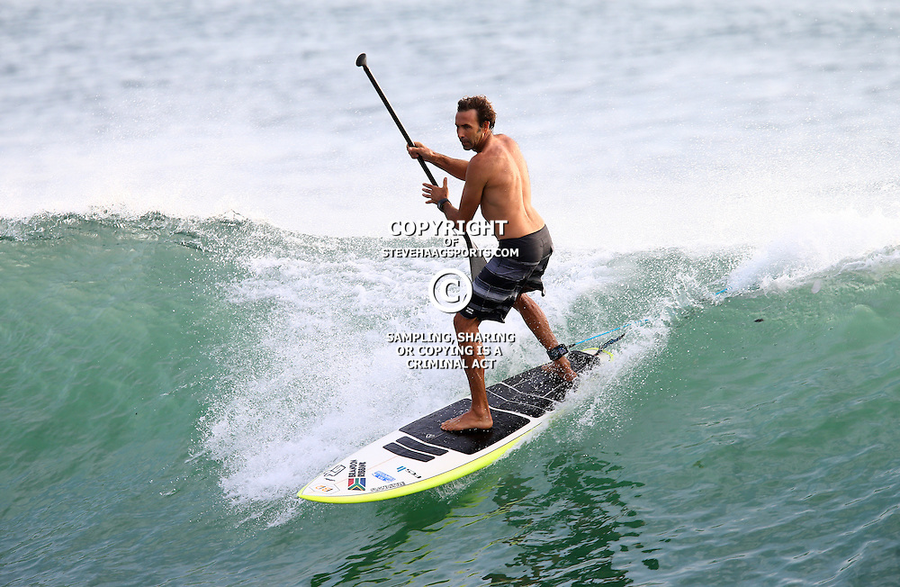 Brandon Ribbink Surfing North Beach Durban KZN,South Africa. January 20th 2016 (Photo by Steve Haag)<br /> <br /> images for social media must have consent from Steve Haag