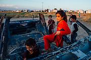 Khanik, Iraq, 2016 Yazidi refugee from Sinjar