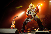 Zakk Wylde of Black Label Society performing at the Pageant in St. Louis on June 1, 2011.