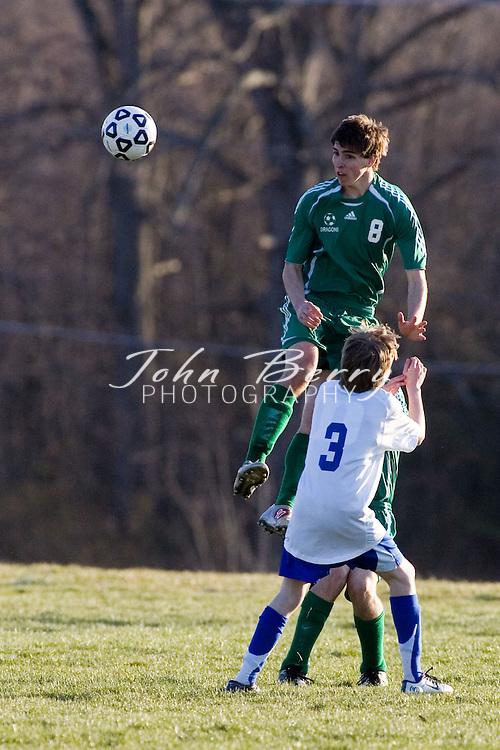 MCHS Varsity Boys Soccer .vs Greene .March 27, 2006