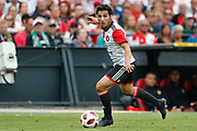Feyenoord-player Yassin Ayoub in his first appearance during the Dutch football Eredivisie match between Feyenoord and Excelsior at De Kuip Stadium in Rotterdam, on August 19th, 2018 - Photo Stanley Gontha / Pro Shots / ProSportsImages / DPPI