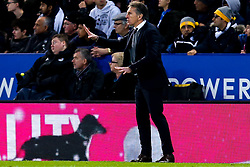 Leicester City manager Claude Puel - Mandatory by-line: Robbie Stephenson/JMP - 29/12/2018 - FOOTBALL - King Power Stadium - Leicester, England - Leicester City v Cardiff City - Premier League
