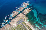 Canal Rocks @Martine Perret - Margaret River aerial shot. 13 December 2013
