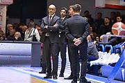 Vitucci Francesco<br /> Legabasket SerieA 2019-2020<br /> Brindisi 01/02/2020<br /> Foto: Ciamillo-Castoria / Michele Longo