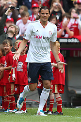 02.07.2011, Allianz Arena, Muenchen, GER, 1.FBL, FC Bayern Muenchen Saisoneröffnung , im Bild Mario Gomez (Bayern #33)  , EXPA Pictures © 2011, PhotoCredit: EXPA/ nph/  Straubmeier       ****** out of GER / CRO  / BEL ******
