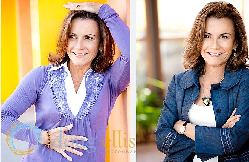 Business portraits and executive portraits, Santa Barbara CA and NYC.