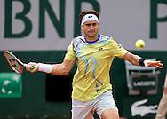 David Ferrer (ESP)<br /> <br /> Tennis - French Open 2015 - Grand Slam ITF / ATP / WTA -  Roland Garros - Paris -  - France  - 1 June 2015.