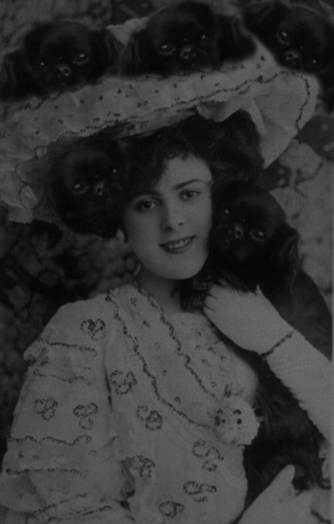 A smiling woman wearing a hat