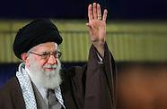 Tehran: Iran's supreme leader, Ayatollah Ali Khamenei, 22 Nov. 2016