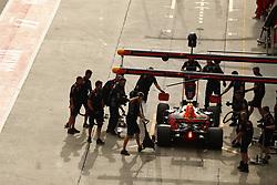 September 30, 2017 - Sepang, Malaysia - Motorsports: FIA Formula One World Championship 2017, Grand Prix of Malaysia, .#3 Daniel Ricciardo (AUS, Red Bull Racing) (Credit Image: © Hoch Zwei via ZUMA Wire)