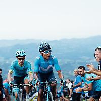 La Vuelta ciclista a España Stage14