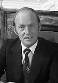 Michael O'Kennedy DFA Ministers in office