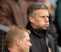 Photo: Alan Crowhurst.<br />Leyton Orient v Cheltenham Town. Coca Cola League 2. 11/03/2006. Cheltenham manager John Ward.