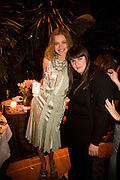 NATALIA VODIANOVA; KATE MULEAVY, Rodarte Poolside party to show their latest collection. Hosted by Kate and Laura Muleavy, Alex de Betak and Katherine Ross.  Chateau Marmont. West  Sunset  Boulevard. Los Angeles. 21 February 2009 *** Local Caption *** -DO NOT ARCHIVE -Copyright Photograph by Dafydd Jones. 248 Clapham Rd. London SW9 0PZ. Tel 0207 820 0771. www.dafjones.com<br /> NATALIA VODIANOVA; KATE MULEAVY, Rodarte Poolside party to show their latest collection. Hosted by Kate and Laura Muleavy, Alex de Betak and Katherine Ross.  Chateau Marmont. West  Sunset  Boulevard. Los Angeles. 21 February 2009