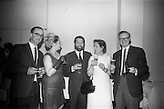 01/05/1966<br /> 05/01/1966<br /> 01 May 1966<br /> Power's Irish Coffee Reception at the Intercontinental hotel, Dublin.