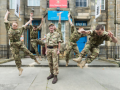 Army on the Fringe | Edinburgh | 11 August 2017