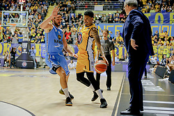 November 12, 2017 - Turin, Italy - Fiat Auxilium Torino playing vs Vanoli Cremona at the Palaruffini in Turin. (Credit Image: © Federica Manzin/Pacific Press via ZUMA Wire)