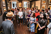 Louisiana Endowment for the Humanities publication party at Frank Relle Photography Gallery in the French Quarter on September 8, 2016