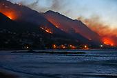 Fire in Gordon's Bay - 7 November 2017