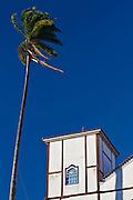 Pirenopolis_GO, Brasil...Igreja Matriz Nossa Senhora do Rosario na cidade historica de Pirenopolis, Goias...Nossa Senhora do Rosario Church in Pirenopolis, Goias...Foto: JOAO MARCOS ROSA / NITRO