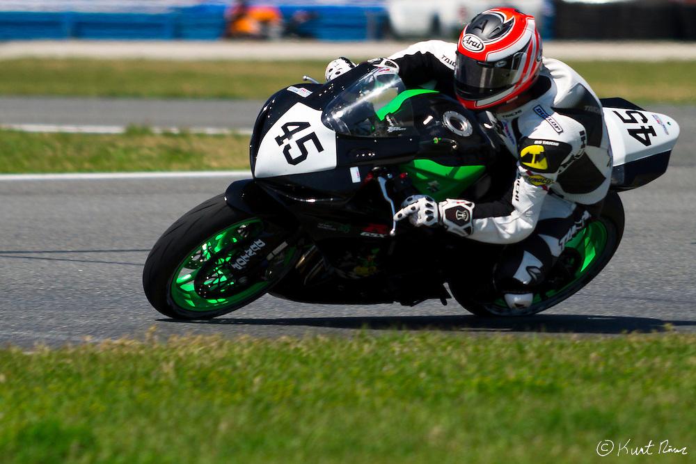 at Daytona International Speedway on March 17, 2012