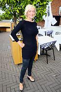 AMSTERDAM - In The Oyster Club aan het Olympisch Stadion te Amsterdam hield het lifestylemagazine TALKIES een Lifestyle Lunch. Diversen bekende Nederlanders waren hierbij uitgenodigd. Met op de foto Lone van Roosendaal. FOTO LEVIN DEN BOER - PERSFOTO.NU