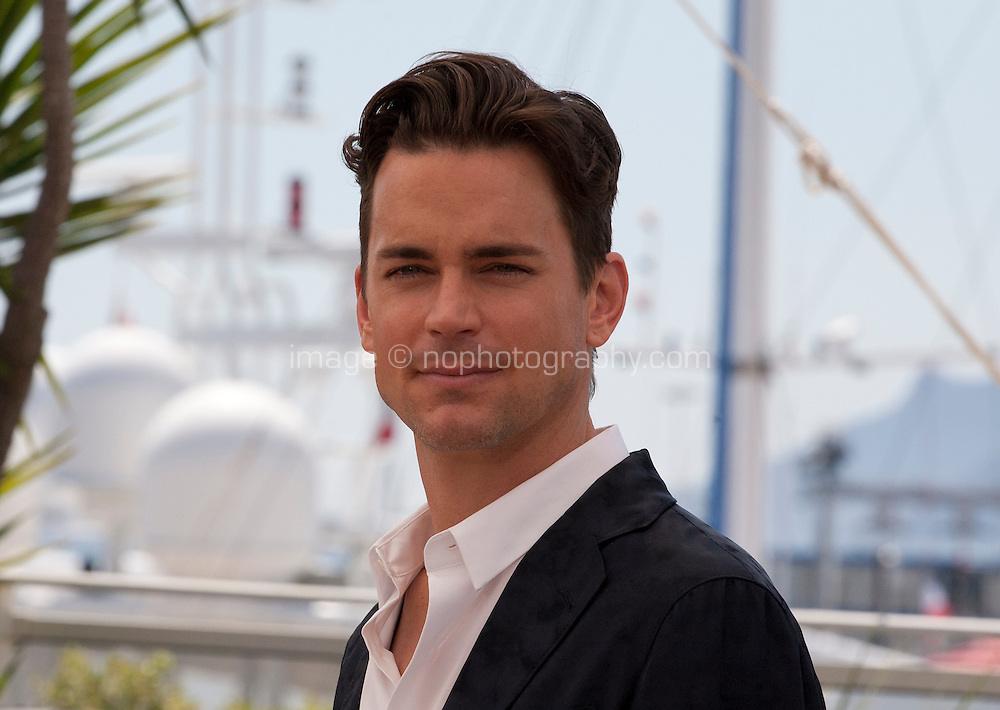 Actor Matt Bomer at the The Nice Guys film photo call at the 69th Cannes Film Festival Sunday 15th May 2016, Cannes, France. Photography: Doreen Kennedy