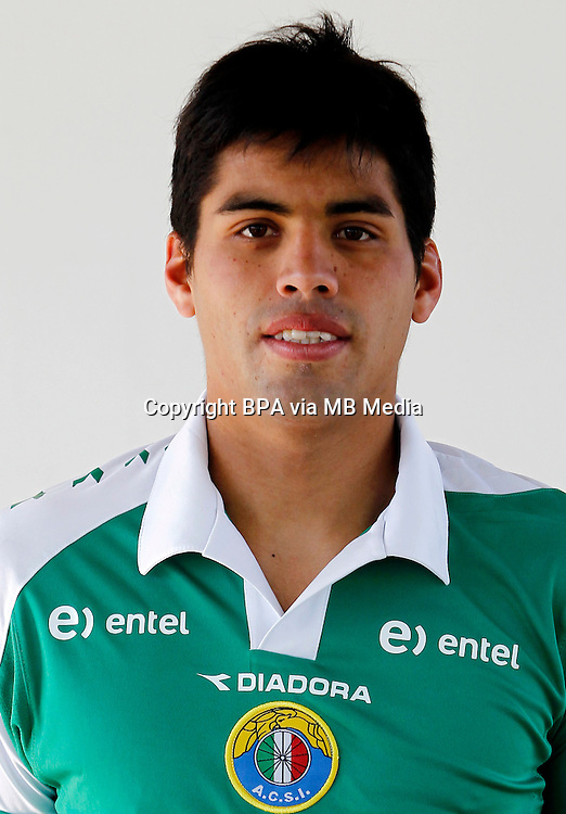Chile Football League Serie A  /<br /> ( Audax Italiano ) - <br /> Diego Andres Gonzalez Morales