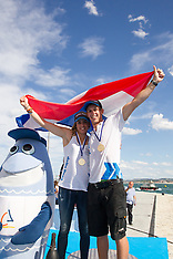Dubble Dutch In Laser and Laser Radial