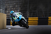Dean HARRISON, Silicone Engineering Racing, Kawasaki<br /> 64th Macau Grand Prix. 15-19.11.2017.<br /> Suncity Group Macau Motorcycle Grand Prix - 51st Edition<br /> Macau Copyright Free Image for editorial use only
