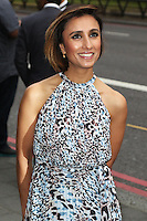 Anita Rani, The Asian Awards, Grosvenor House Hotel, London UK, 17 April 2015, Photo by Richard Goldschmidt