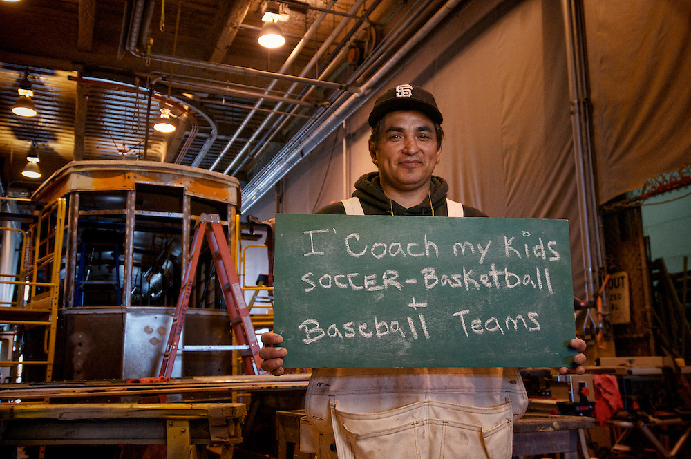 Ed Barrios, Beach Division Carpenter | I Coach my Kid's Soccer - Basketball and Baseball Teams| I am Muni.