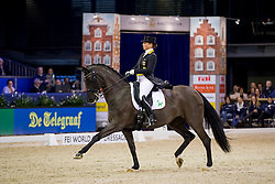 Werth Isabell, GER, Weihegold OLD<br /> FEI World Cup Dressage - Grand Prix<br /> Jumping Amsterdam 2017<br /> © Hippo Foto - Leanjo de Koster<br /> 27/01/17