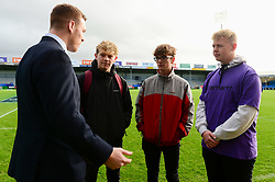 - Mandatory by-line: Dougie Allward/JMP - 08/12/2018 - RUGBY - Sandy Park Stadium - Exeter, England - Exeter Chiefs v Gloucester Rugby - European Rugby Champions Cup