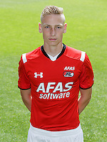 Joris Kramer during the team photocall of AZ Alkmaar on July 17, 2015 at Afas Stadium in Alkmaar, The Netherlands
