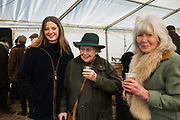 COCO BROOKS, CAROLINE BROOKS, JILLY COOPER, Heythrop Point to Point, Cocklebarrow, 28 January 2018