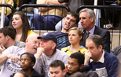January, 7, 2012: NCAA Men's Basketball West Virginia vs. Georgetown. The game was played in Morgantown, WV. Mandatory Credit: Ben Queen