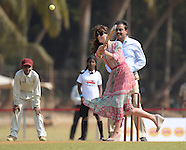Kate Middleton & Prince William Cricket, Oval Maidan 2