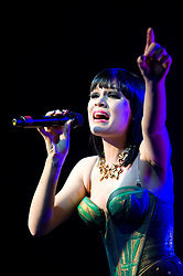 © under license to London News Pictures. 17/01/2011. Rising pop sensation Jessie J playing at Scala, Kings Cross this eveing (17/01/2011). Jeesie J is the winner of the BBC Sound of 2011. Photo credit should read:London News Pictures