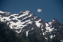 Cascade Peak, North Cascades National Park, Washington, US