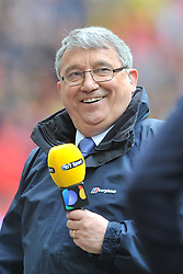 GRAHAM TAYLORPRESENTER, Crystal Palace v Watford Emirates FA Cup Semi Final Wembley Stadium Sunday 24th April 2016, Score Palace 2-1 (Bolasie, Wickham) Watford 1 (Deeney)