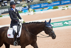 Shoemaker Kate, USA, Solitair<br /> World Equestrian Games - Tryon 2018<br /> © Hippo Foto - Sharon Vandeput<br /> 18/09/2018