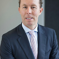 HSBC Private Bank Global Head of Private Wealth Solutions (PWS) Christopher Marquis of Australia poses for a portrait on 22 February 2016 at the HSBC headquarters in Hong Kong, China. Photo by Victor Fraile / studioEAST