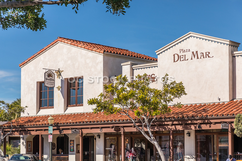 Angel Wings and Beach Fire Front Entrances at Plaza Del  Mar