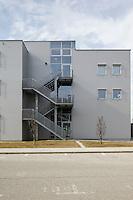 Technologiezentrum Eisenstadt, Burgenland.Architektur: Sepp Müller.