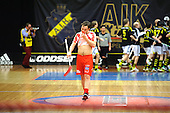SSL Floorball: AIK IBF - Pixbo Wallenstam IBK, 4-3, Solnahallen, Stockholm, 20130122