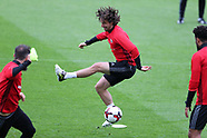 100617 Wales football training