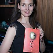 """NLD/Amsterdam//20170601 - Boekpresentatie """"En Nu Ik"""" van Peter Römer en partner Annet Hock , Igone de Jong"""